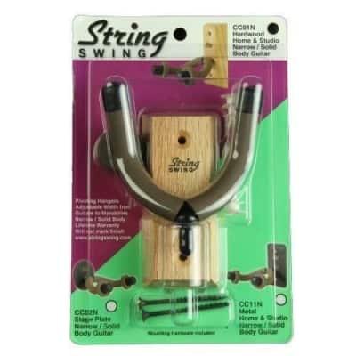 String Swing Guitar Wall Mount Hanging Bracket