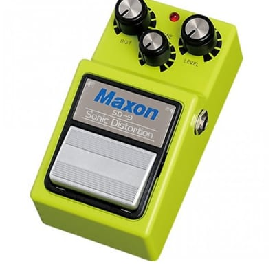 Maxon SD9 Sonic Distortion for sale