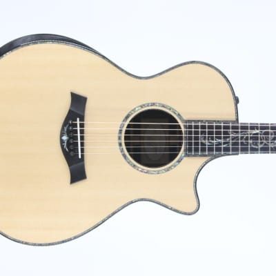 Taylor PS12ce Presentation Grand Concert Acoustic Electric Sitka Spruce SN# 1107127103