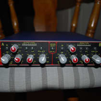 Rupert Neve Designs Portico 5043 Duo Compressor Limiter 2000s Red / Blue image