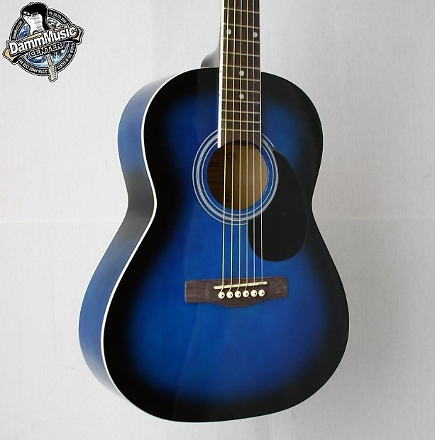 Student Model 3/4 Acoustic Guitar, Perfect For Kids, Trans