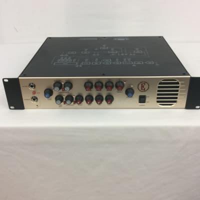 Eden WTP600 Bass Guitar Amplifier