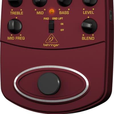 Behringer Acoustic Amp Modeler/Direct Recording Preamp/DI Box for sale
