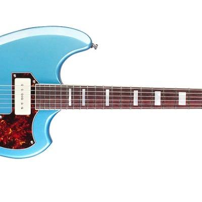 Guild Italia T-bird St P90  Pelham Blue for sale