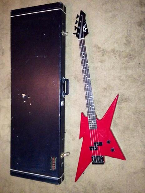Rich ironbird bass bc Musician's Friend: