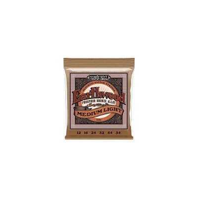 Ernie Ball 2146 Regular Slinky Phosphor Bronze Acoustic Strings 12-54