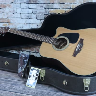 Takamine Takamine Pro-Series P1DC Acoustic/Electric Dreadnought Cutaway guitar w/OHSC for sale