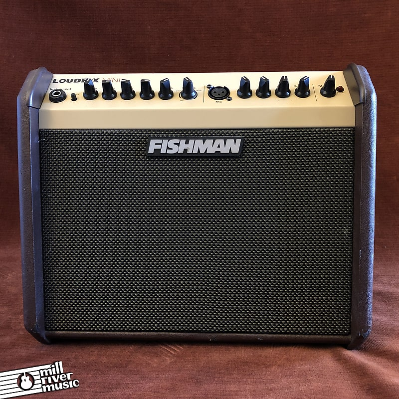 Fishman PRO-LBX-500 Loudbox Mini 60W 1x6.5