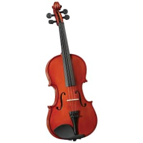 Bellafina BVI15044OF Prelude Series 4/4 Full-Size Violin Outfit