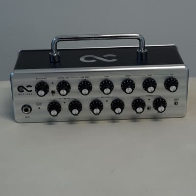 One Control BJF-S66 Compact Guitar Amp Head for sale