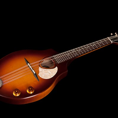 IN STOCK! - NEW Seagull S8 Sunburst EQ SG A-Style Mandolin WITH Matching Padded Gig Bag for sale