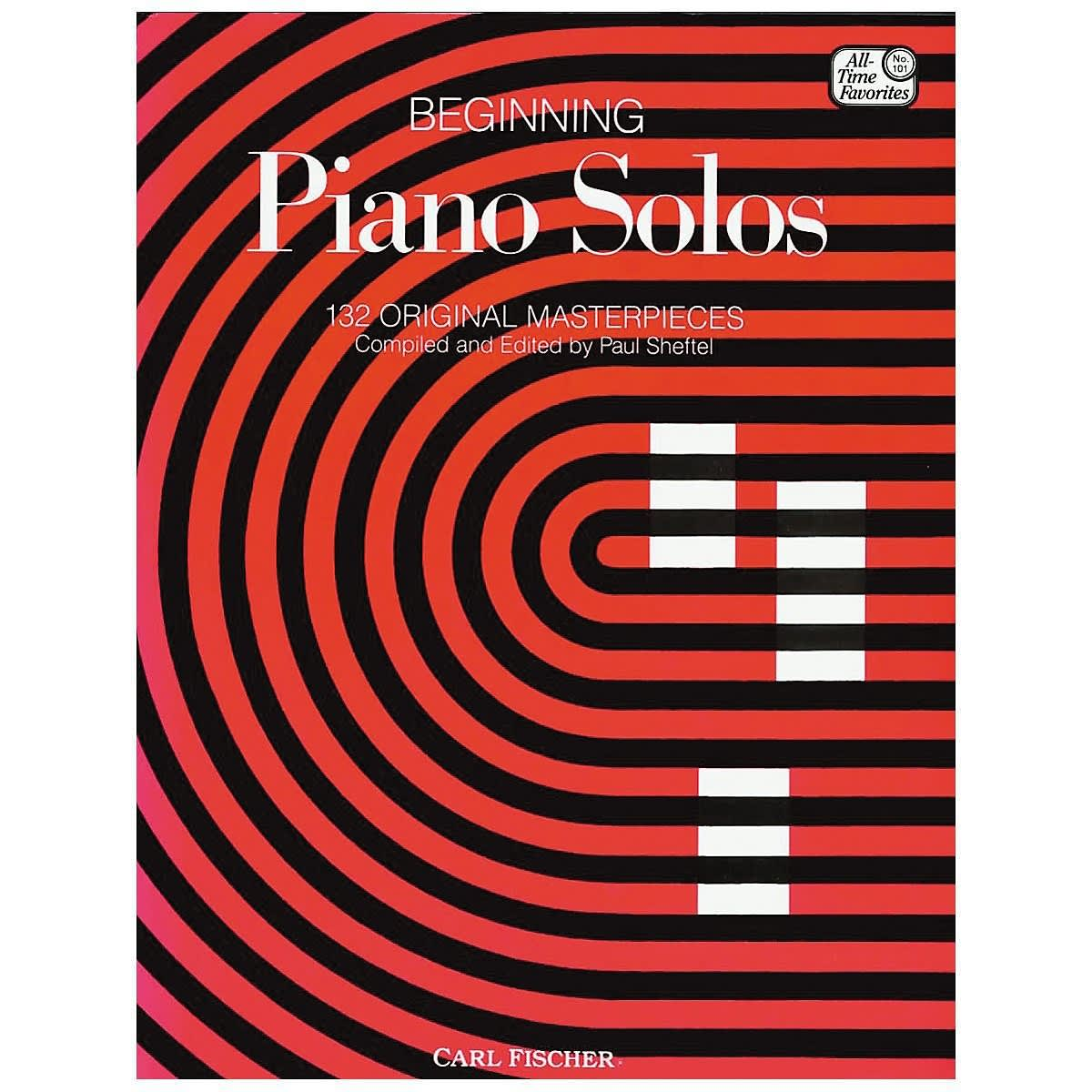 Carl Fischer Beginning Piano Solos My Music Life Reverb