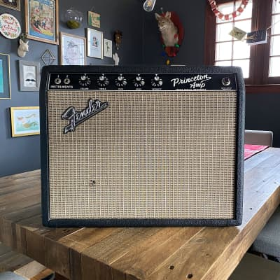 1966 Fender Princeton AA964 All Original for sale