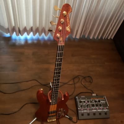 Roland GR-33B Bass Guitar Synthesizer Controller & GR-88 Bass Complete Package for sale