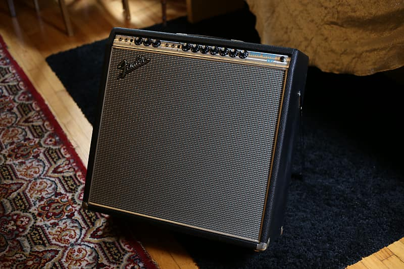Fender Super Reverb 1968 Silverface Amazing Condition