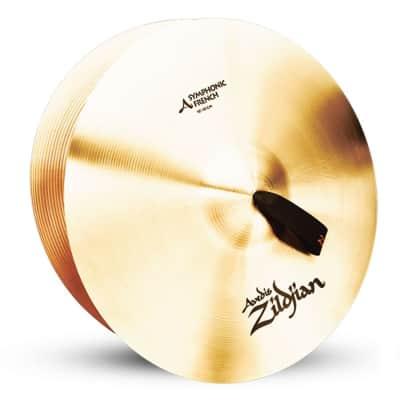 """Zildjian 18"""" A Series Symphonic French Tone Cymbal"""