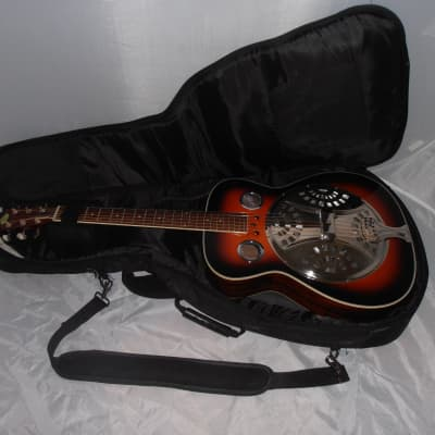 Regal Round Neck Resonator guitar, Nice! for sale