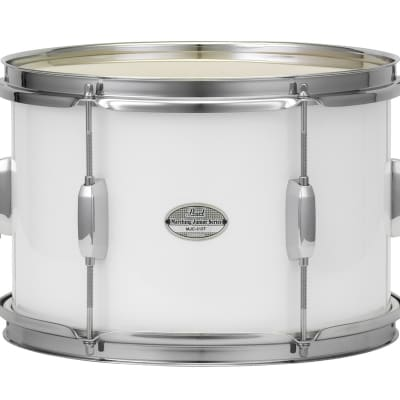 """Pearl MJT1007 Junior Marching 10x7"""" Marching Tenor with Carrier"""