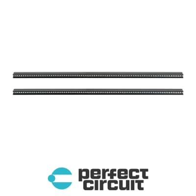 Tiptop Audio Z-Rails Pair (BLACK) - 84HP image