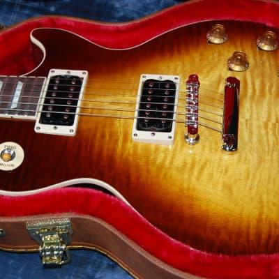 MINT Gibson Slash Les Paul Standard November Burst - Authorized Dealer - Guns N Roses - Quilty Demo