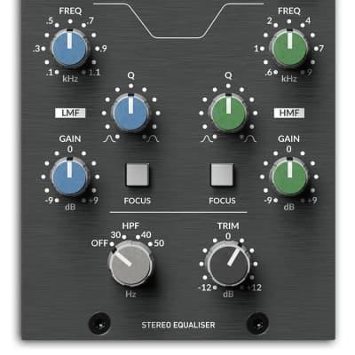 Solid State Logic 729734 X1 500 Series Ultraviolet Eq