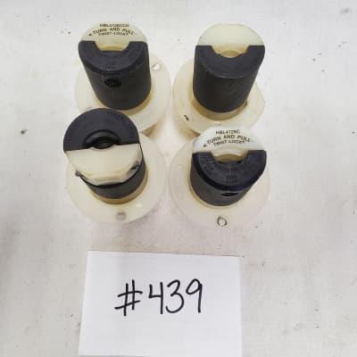 Hubbell HBL 4716C & HBL 4729C Bundle  #639 Good Used Condition Bundle