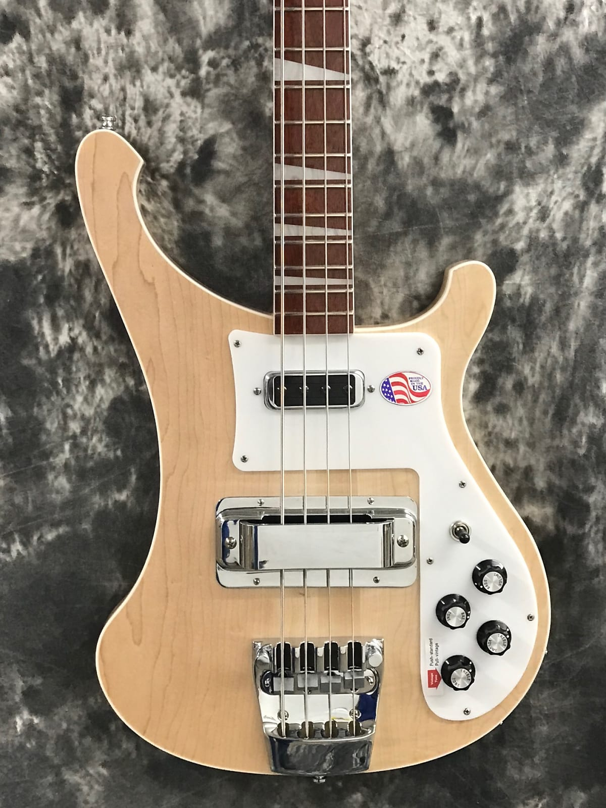 Rickenbacker Model 4003 Solid Body Bass - Mapleglo 2018
