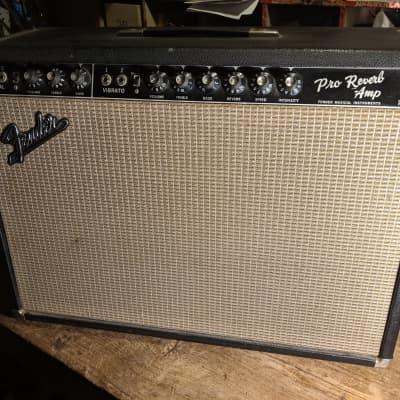 Fender Pro Reverb 1965 Blackface