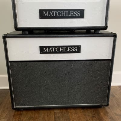 Matchless HC-30 and ESD 212 with Road Cases for sale