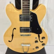 Penco E20N 335 Style Semi Hollow Electric Guitar for sale