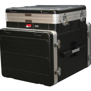 Gator GRC-10X8-PU Molded Pop-Up 10U Top/8U Side Rack Case