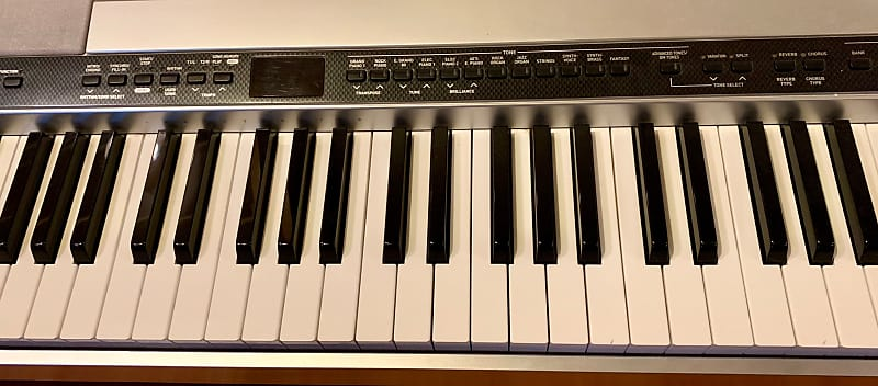 Casio Privia PX-310 Digital Piano , Full Size 88 Keys, Synth, Weighted,  Stage Keyboard, 330