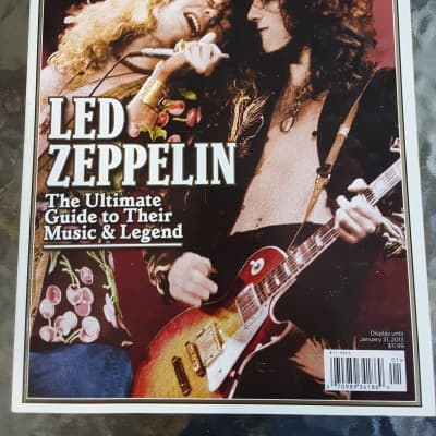 """2013 Collectors Edition  """"Led Zeppelin """"  ( Rolling Stone Magazine)"""