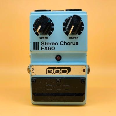DOD Vintage Stereo Chorus FX60 for sale