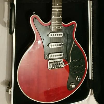 Burns Brian May Signature Special Red BHM5466 for sale