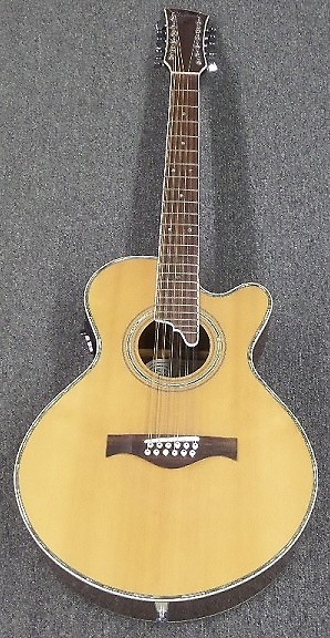 Charvel 625c 12nat 12 String Acoustic Guitar Reverb