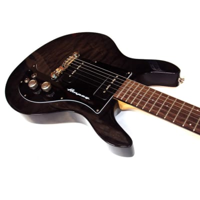 Ampeg AMG-1 TBK electric guitar. Made in Japan. RARE for sale