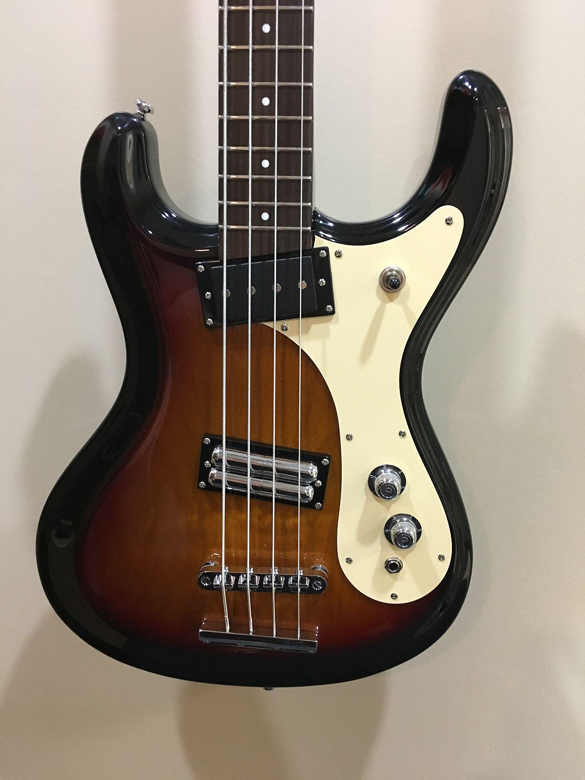 Danelectro 64 3TS Bass