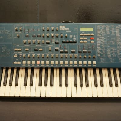 Korg MS2000 Polyphonic Analogue Modelling Synthesiser