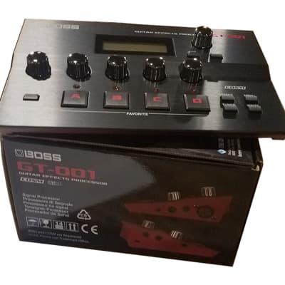 Boss GT-001 Desktop Guitar Effects Processor - B-Stock for sale