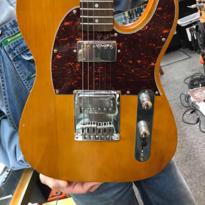Sawtooth Natural ET with Tortoise Pickguard