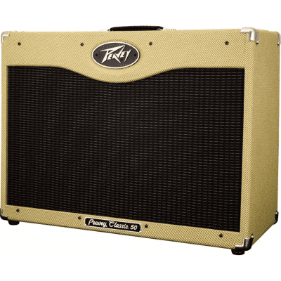 Peavey Classic 50 212 Tweed   Amplificatore Valvolare Made In Usa for sale