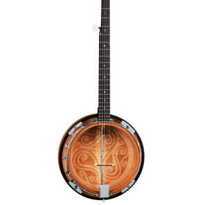 Luna Celtic 5-String Banjo for sale