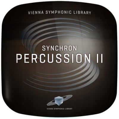 Vienna Symphonic Library Synchron Percussion II Standard Library