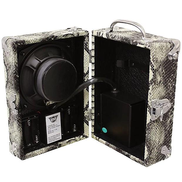 New Pignose Snake Skin 7-100SS Portable Guitar Amplifier ...