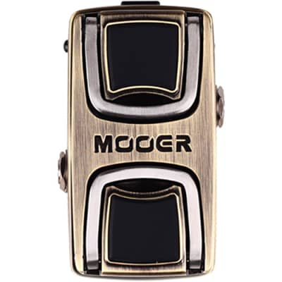 Mooer WCW1 The Wahter Wah Guitar Effects Pedal