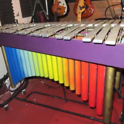 Deagan Xylophone  Vibe Table - 3 octaves