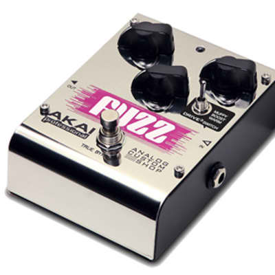 Akai Drive 3 Fuzz pedal for sale