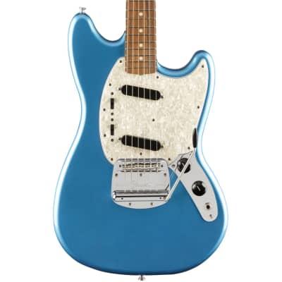 Fender Vintera '60s Mustang Pau Ferro Fingerboard - Lake Placid Blue