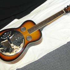 GOLD TONE PBS Paul Beard Signature Series Square Neck RESONATOR Guitar